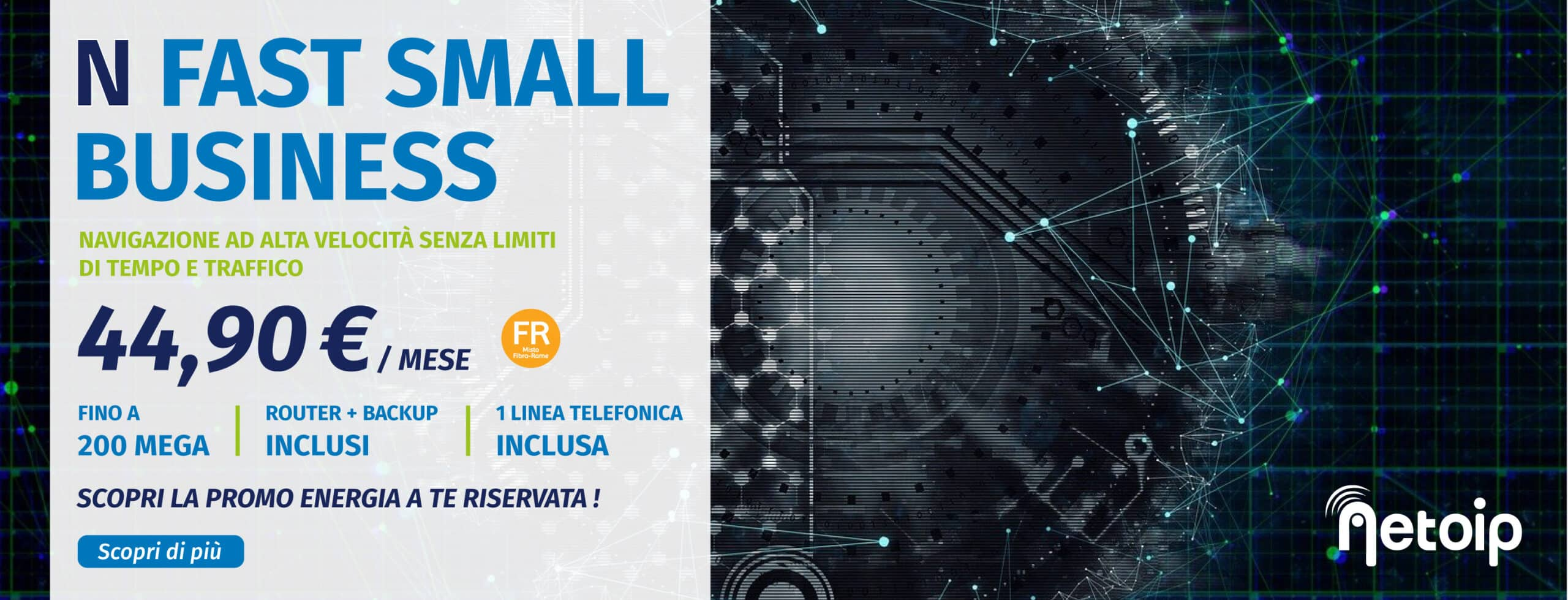 N FAST SMALL BUSINESS - FTTC