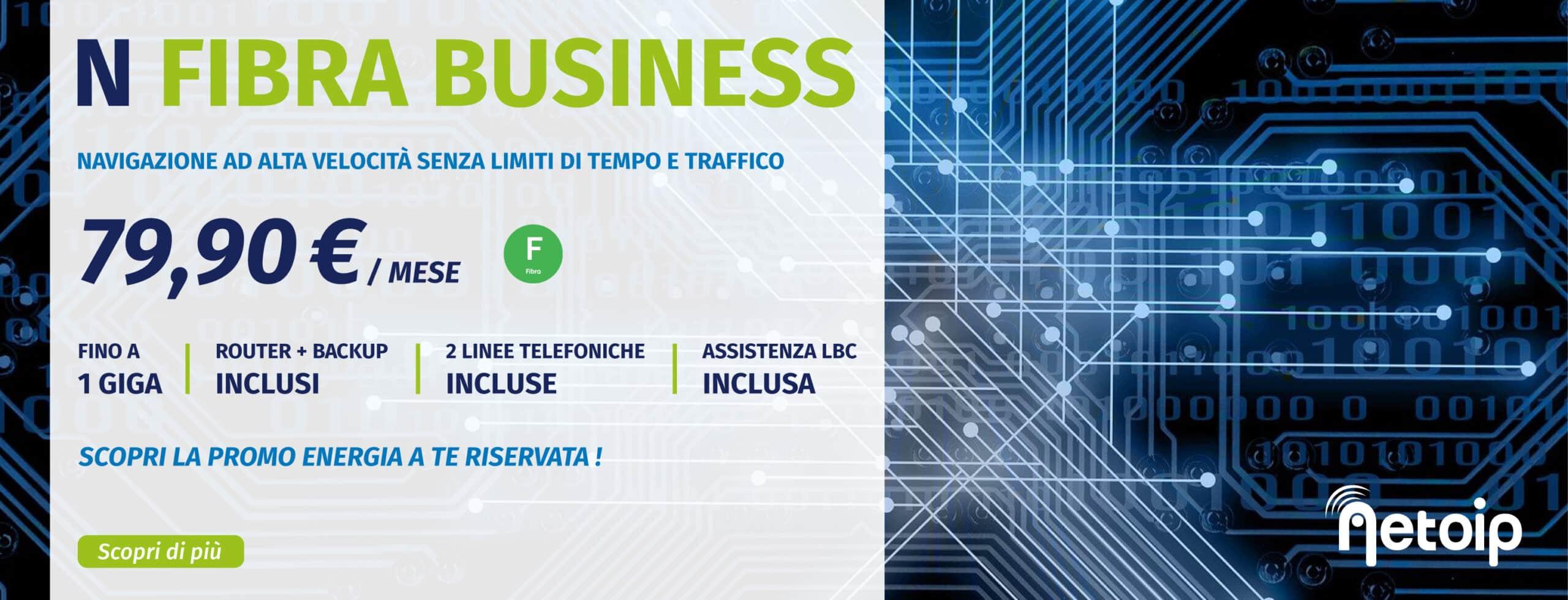 N FIBRA BUSINESS - FTTH