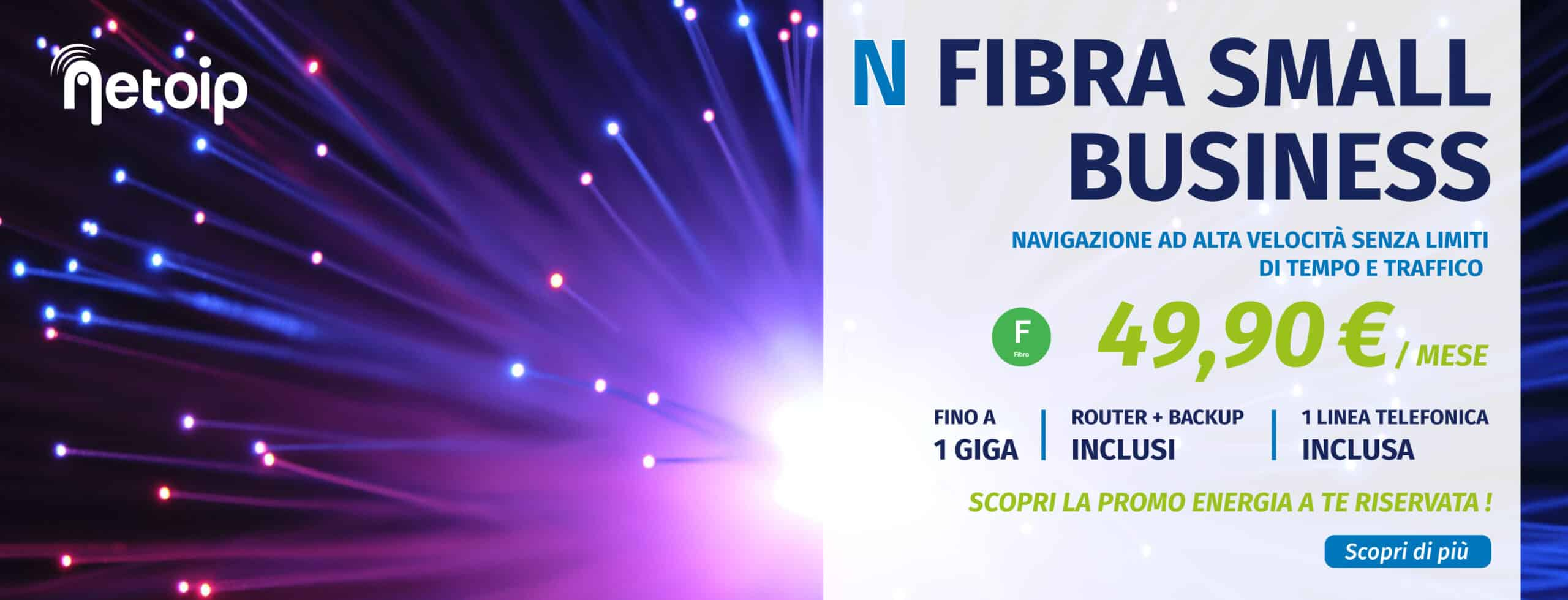N FIBRA SMALL BUSINESS - FTTH